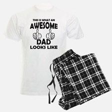 Awesome Dad Looks Like Pajamas