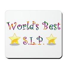 Worlds Best SLP Mousepad