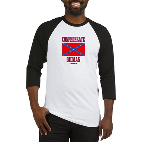 Confederate Oilman Baseball Jersey