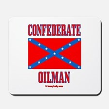 Confederate Oilman Mousepad