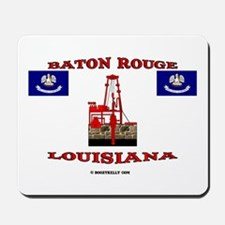 Baton Rouge Mousepad