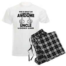 Awesome Uncle Looks Like Pajamas