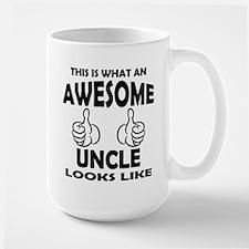 Awesome Uncle Looks Like Mugs