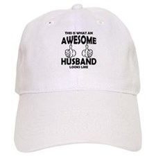 Awesome Husband Looks Like Baseball Baseball Cap