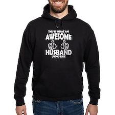 Awesome Husband Looks Like Hoodie