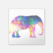 Cool spaghetti Elephant Sticker