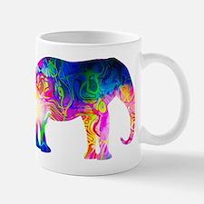 Cool spaghetti Elephant Mugs
