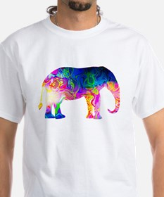 Cool spaghetti Elephant T-Shirt