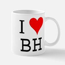 I Love BH Mug