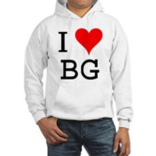 I Love BG Hoodie
