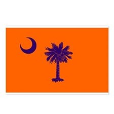 South Carolina Flag Postcards (Package of 8)