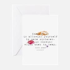 Creativity5 Greeting Cards