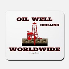 Worldwide Drilling Mousepad