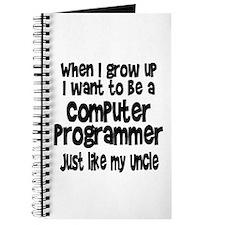 WIGU Computer Programmer Uncle Journal