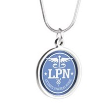 Caduceus LPN Necklaces
