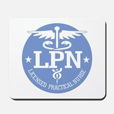 Caduceus LPN Mousepad
