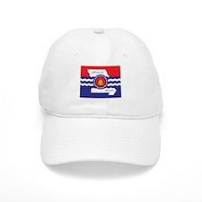 Jefferson City Flag Baseball Cap