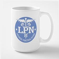 Caduceus LPN Mugs