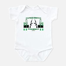 Nigeria Service Infant Bodysuit