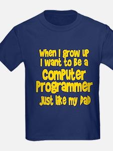 WIGU Computer Programmer Dad T