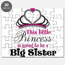 Big Sister to be Princess Puzzle