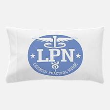 Caduceus LPN Pillow Case