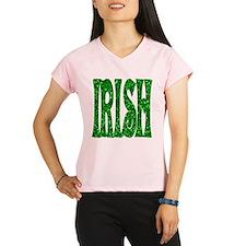 Irish Glitter Performance Dry T-Shirt