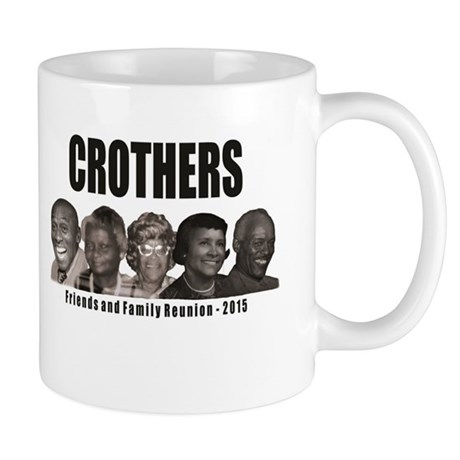 Crothers Siblings Mugs