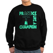 PRACTICE DIVING Sweatshirt
