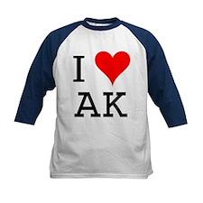 I Love AK Tee