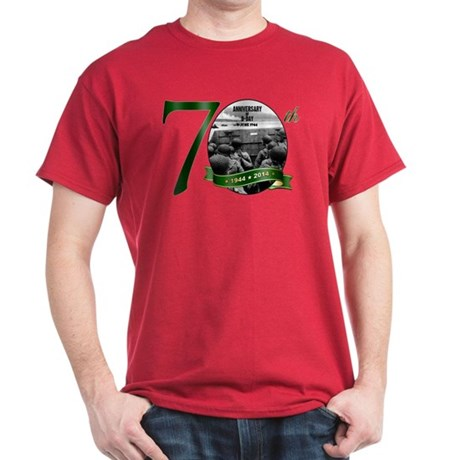 D-Day: The 70th Dark T-Shirt