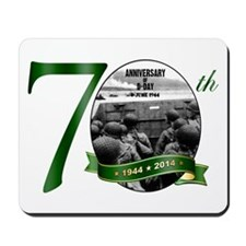 D-Day: The 70th Mousepad