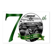 D-Day: The 70th Postcards (Package of 8)