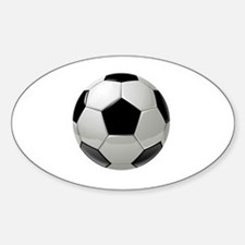 Soccer Ball Bumper Stickers