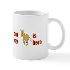 San Diego Homesick Small Mug