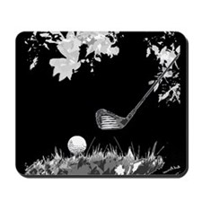 Golf Dreams Course, Greens, Ball Club Mousepad