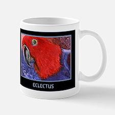 Eclectus Parrot Mug