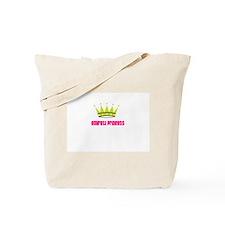 Cool Cute allah Tote Bag