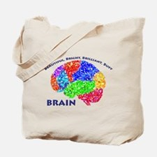 BBBB Brain Tote Bag
