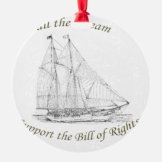 Sail the Dream Ornament