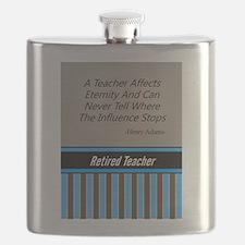 Retired Teacher Journal 3 Flask