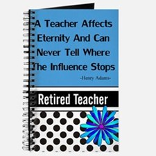 Retired Teacher Journal 2 Journal