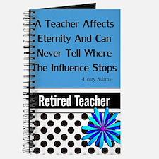 Retired Teacher Journal 2 Journal