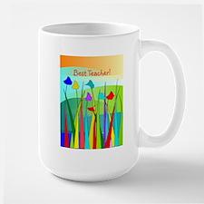 Best Teacher 1 Mugs