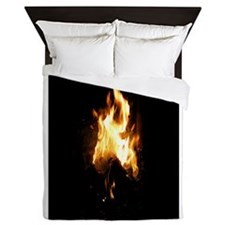 Fire Queen Duvet