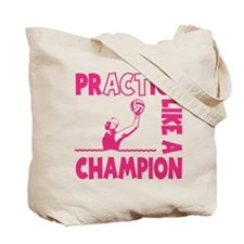 PRACTICE WATERPOLO Tote Bag