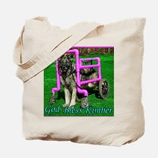 Kimber The Special Needs Shiloh Shepherd Tote Bag