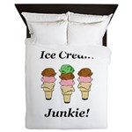 Ice Cream Junkie Queen Duvet