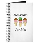 Ice Cream Junkie Journal