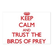 Keep calm and Trust the Birds Of Prey Postcards (P